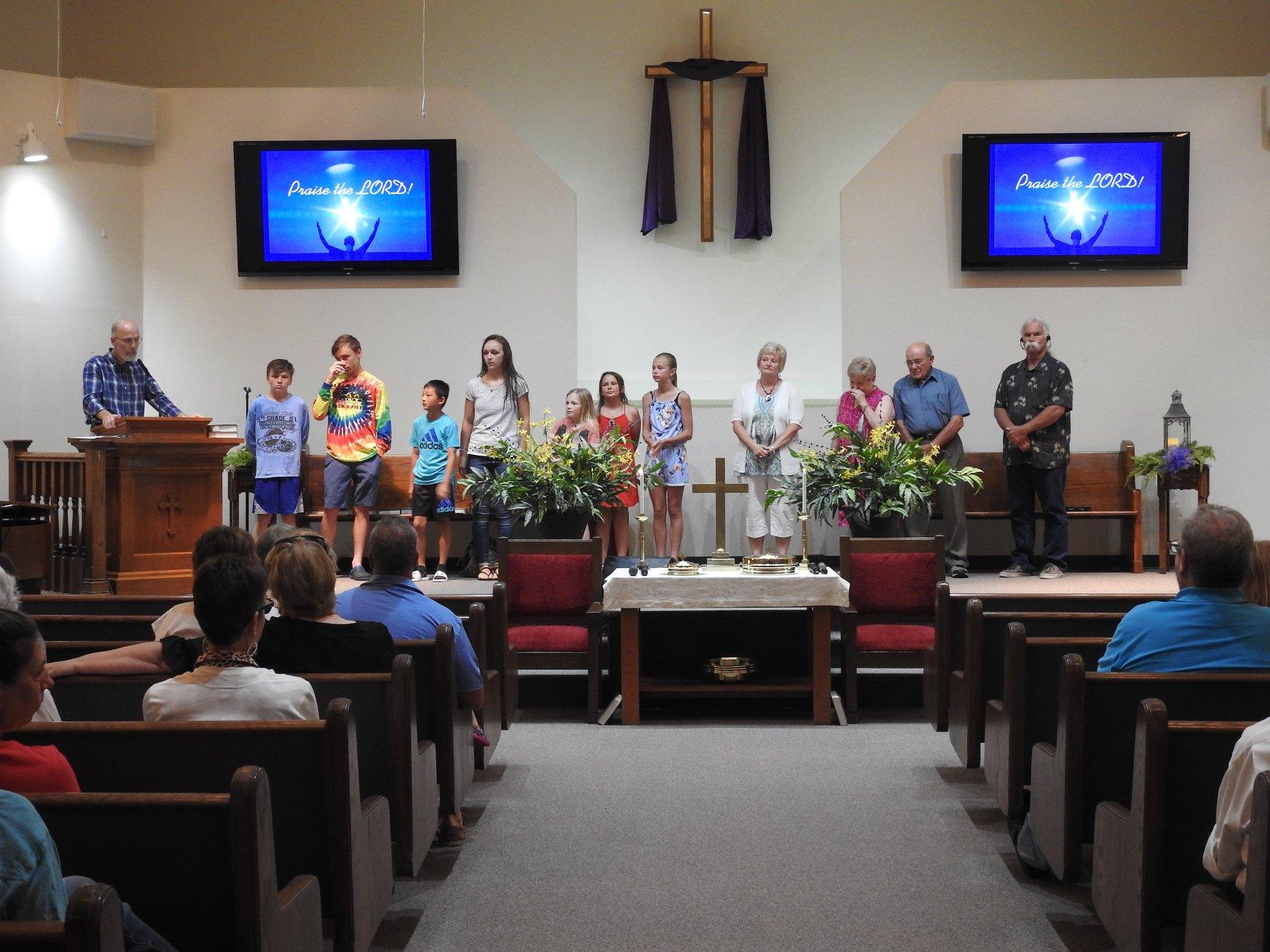 church service in girard illinois